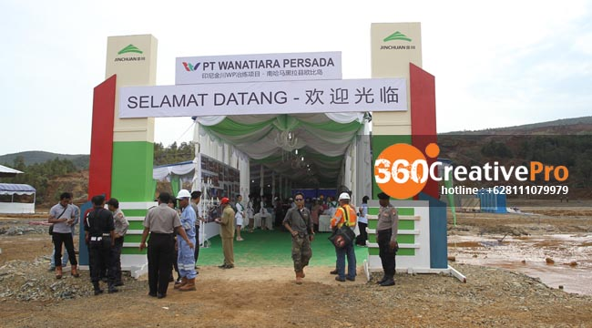 event organizer ground breaking 3